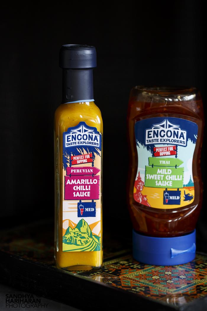 encona sauce