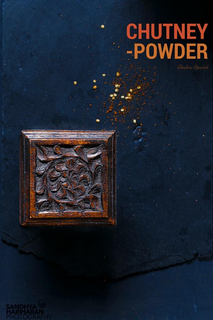 Chutney Powder - Andhra Special