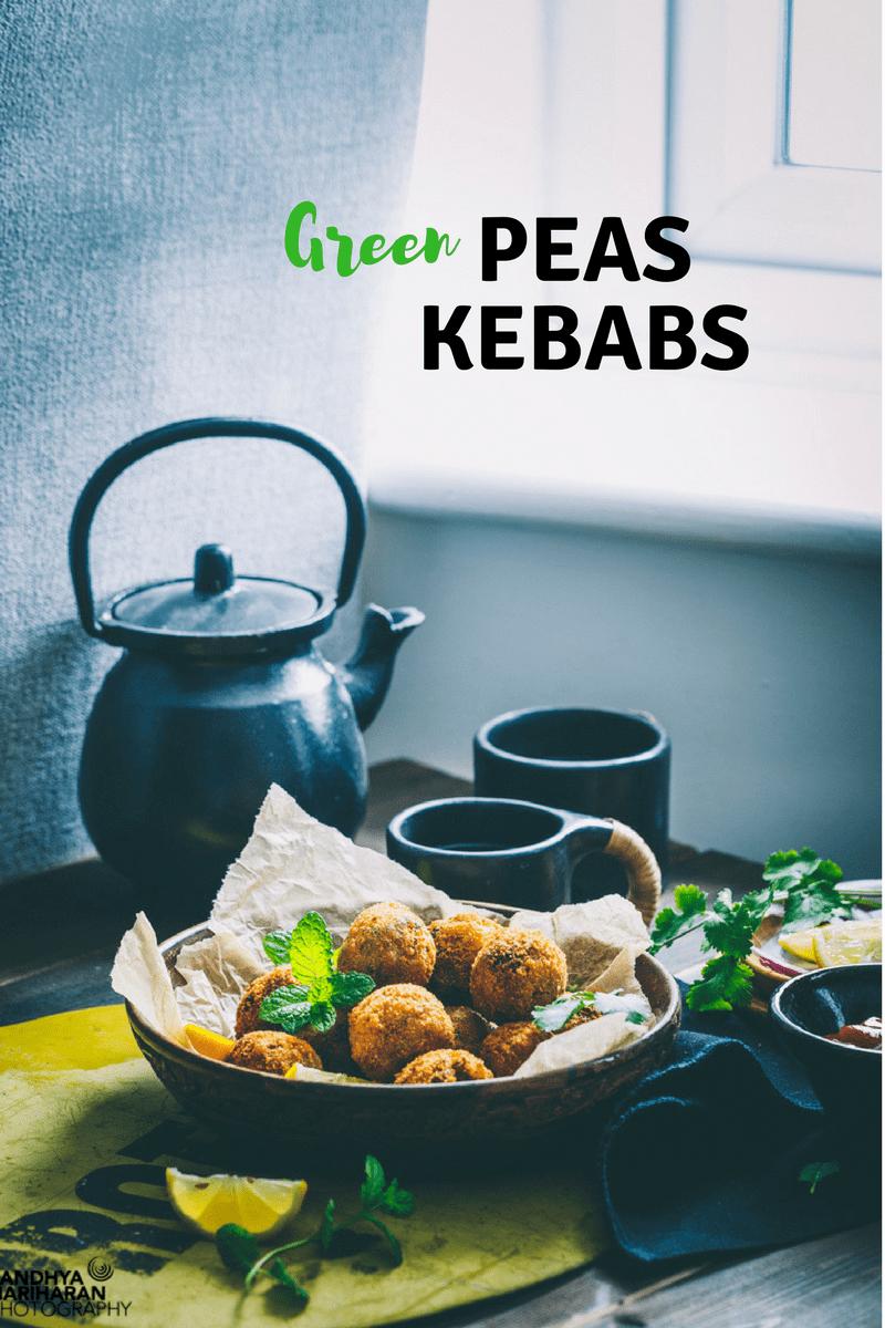 green peas kebab