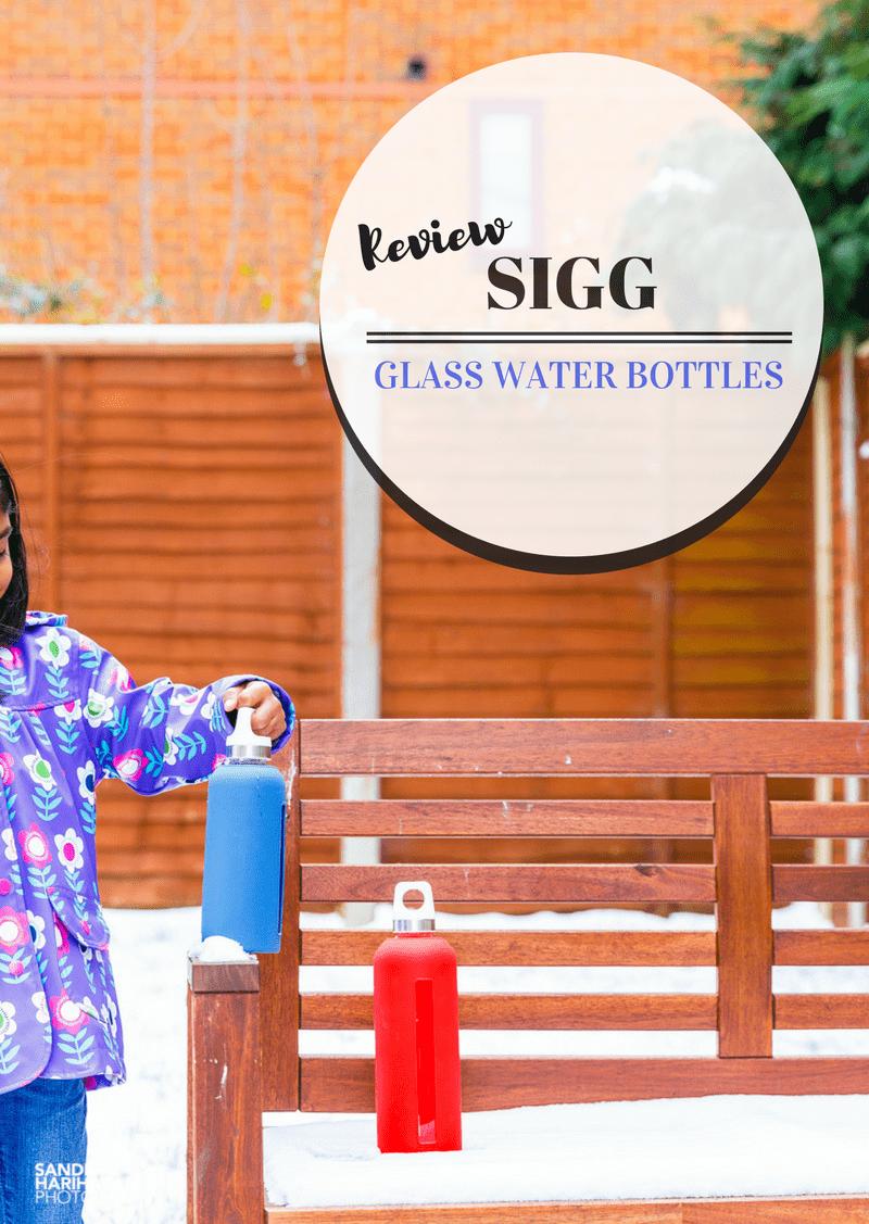 SIGG GLASS WATER BOTTLES