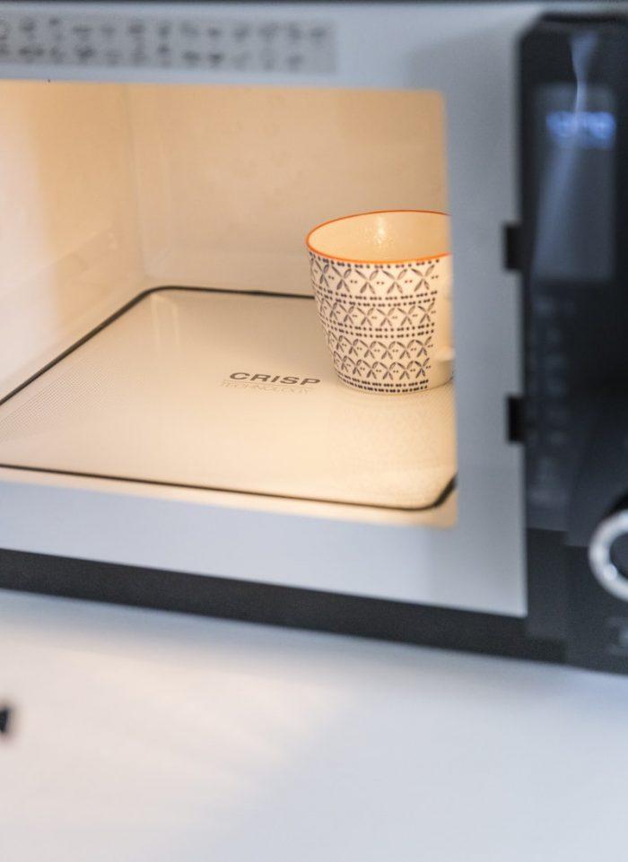Hotpoint Extraspace Microwave | Nutella Mug Cake