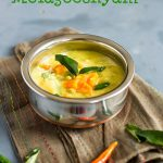 Molagooshyam | Mixed Vegetable Lentil Curry  – Palakad Cuisine