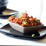 Gobi ( Cauliflower ) Manchurian  – Dry