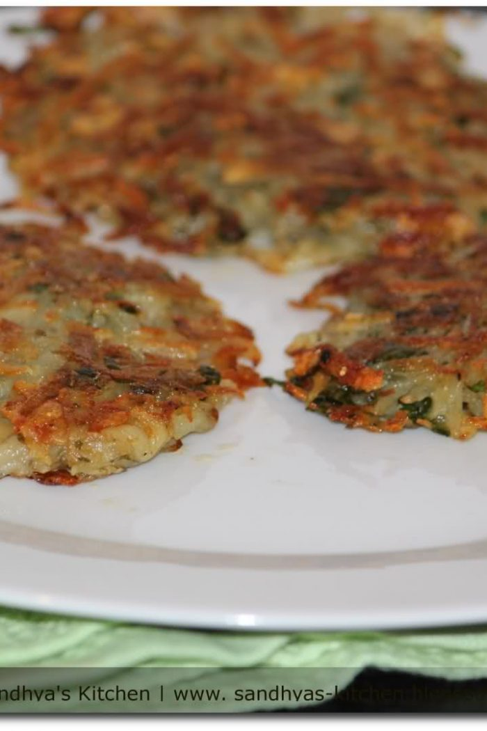 Herby Potato Rösti