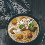 Baked Malai Kofta Curry