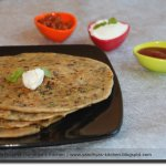 Cauliflower Flatbread – Gobi Paratha