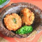 Sabudana Vada | Sago Seeds Dumpling