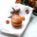 Walnut Cinnamon Muffin