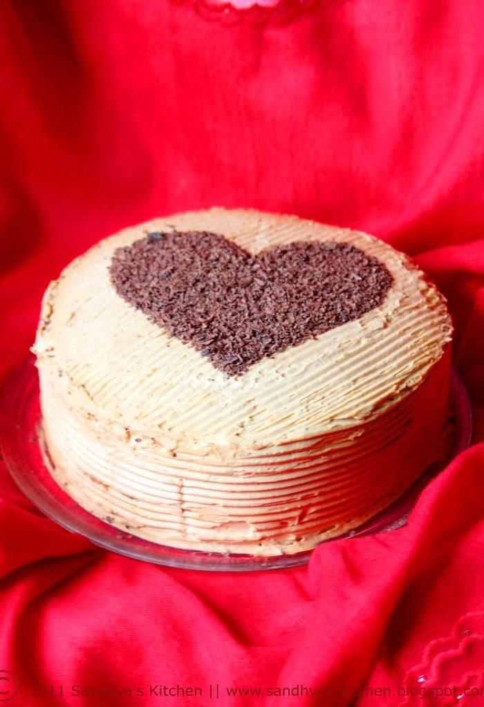 Celebrations with Tiramisu Cake