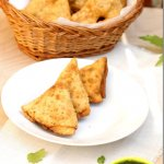 SK turns 2 !!!! Celebrations with Singara ( Bengali Samosa)
