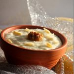 Sweet Rice Pudding – The Phirni