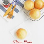 Guest Post | Pizza Buns Recipe By Raks Kitchen + Tutorial