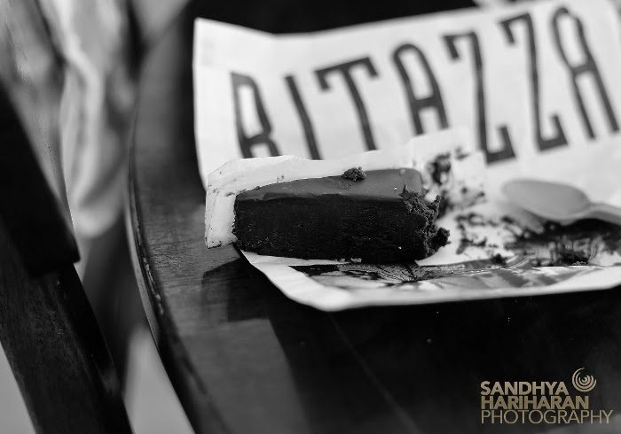 Black & White Wednesday | Share the slice with me