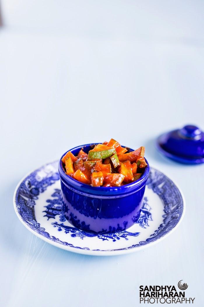 Mangakari | Raw Mango Picke –  Brahmin Special | Essential for Kerala Sadhya