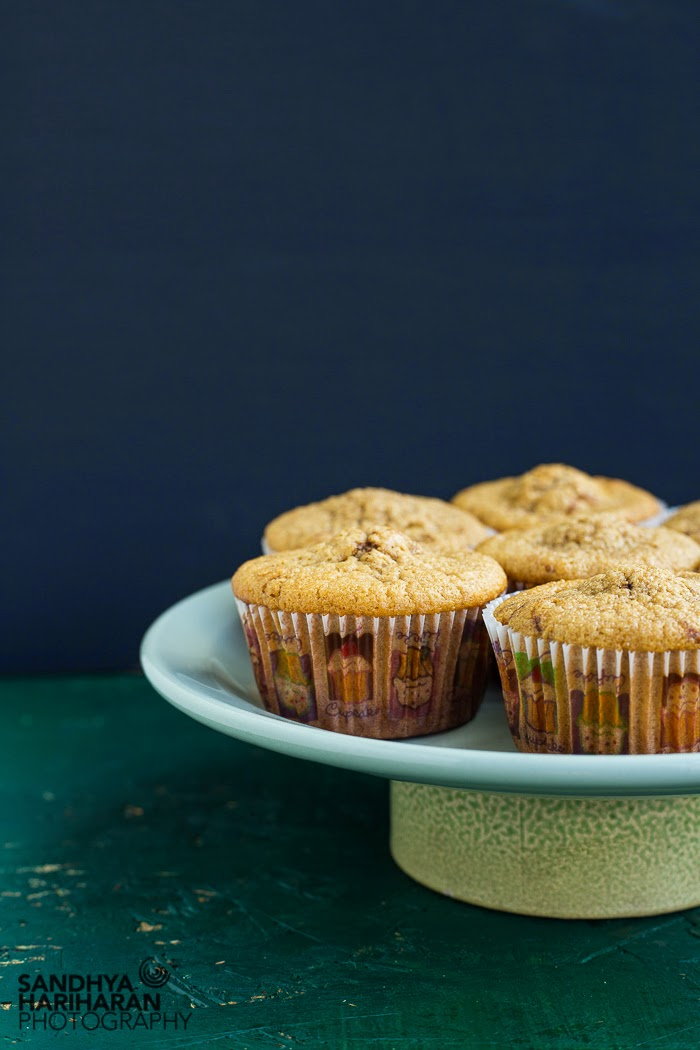 Baking | Coffee Chocolate Chip Cupcakes for the National Cupcake Week