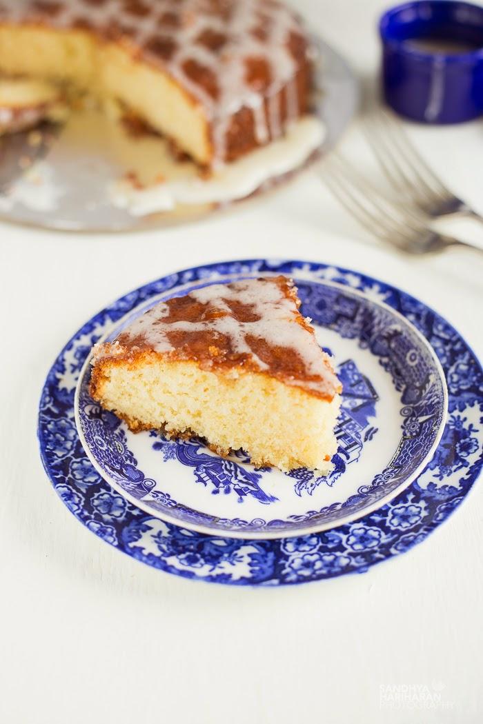 Baking | Orange Marmalade Cake
