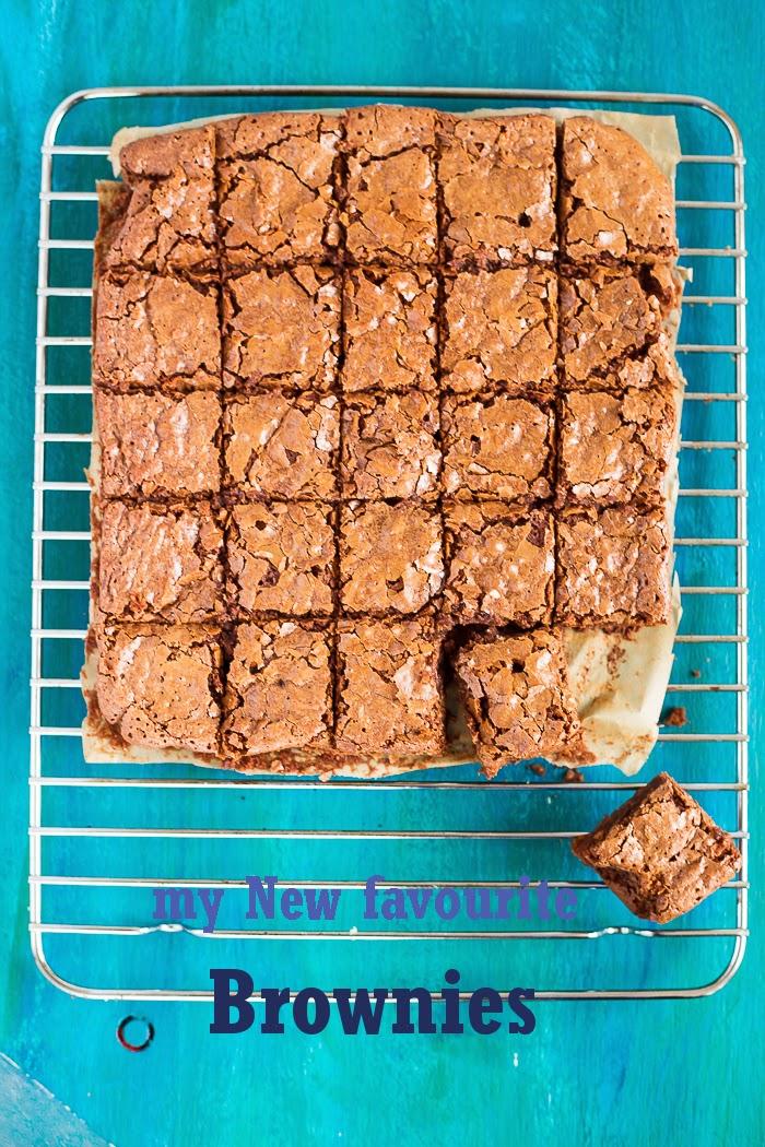 Baking | My favourite Brownies