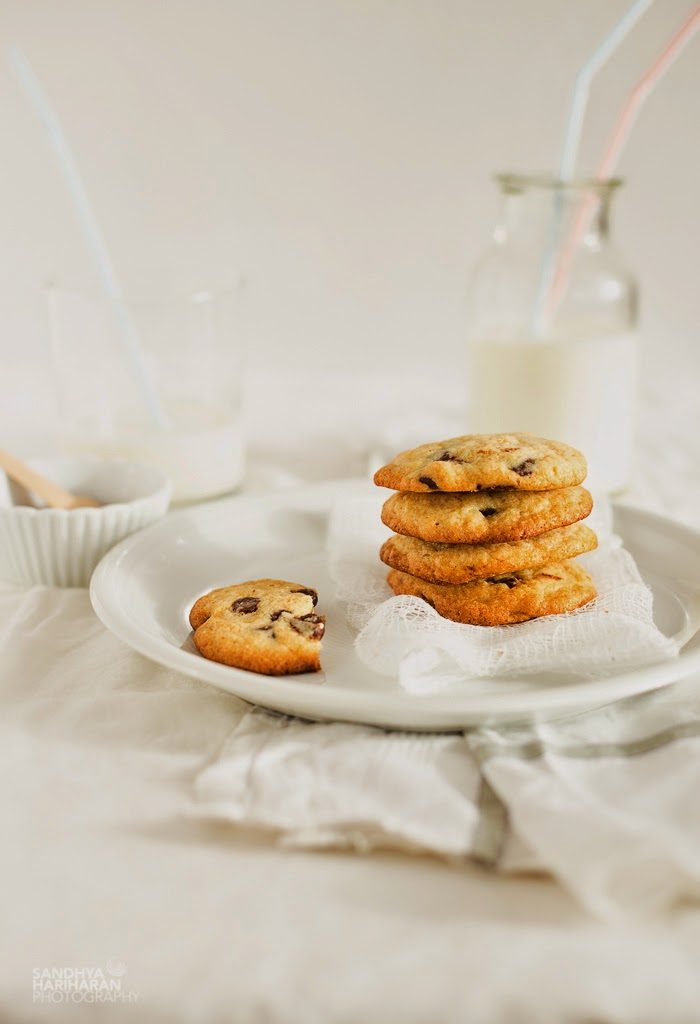 Baking | Chocolate Chip cookies