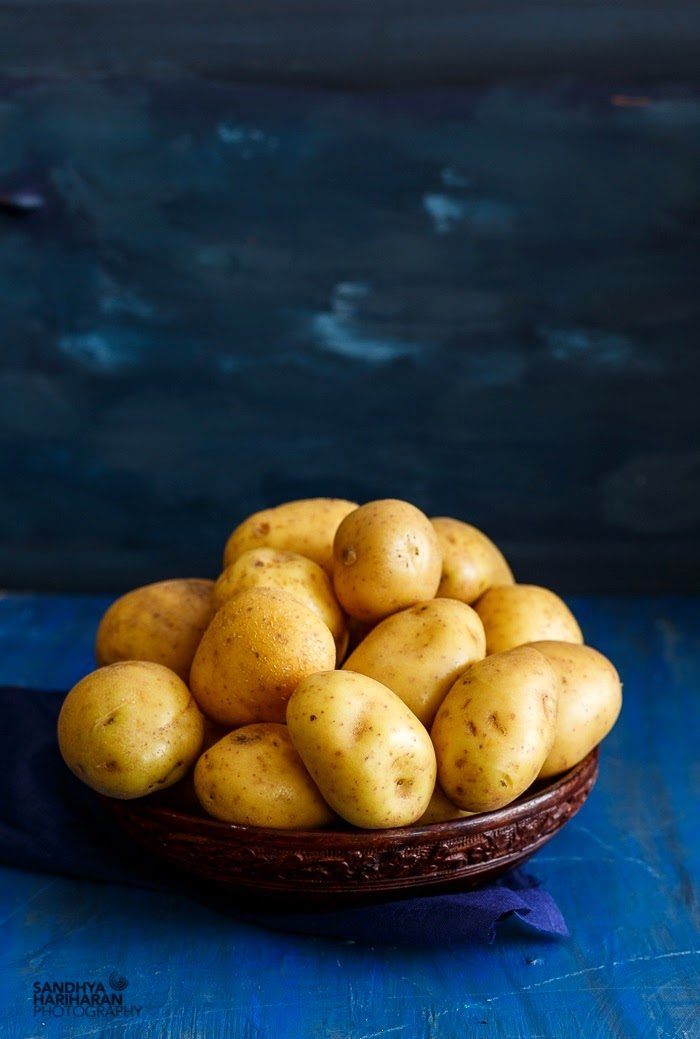 Easy Potato Curry | Dry Aloo ki Sabji – South Indian Style