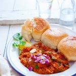 Pav Bhaji – Mumbai Street Food