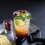 Cranberry Mojito – Holiday Mocktail