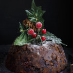 Vegetarian Christmas Pudding