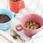 2 Minute Mug Chocolate Chip Cookie