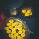 Instant Kesar Peda | Saffron Infused Milk Fudge