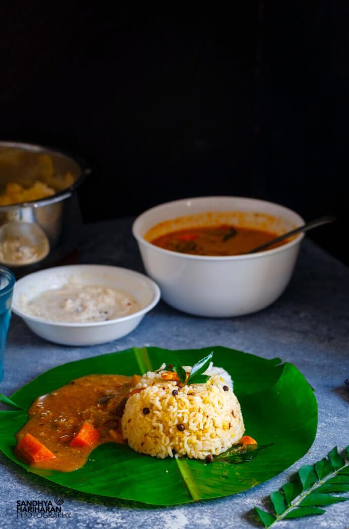 Ven Pongal | How to make Khara Pongal