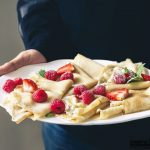 Eggless Crepes