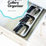 Review + Giveaway Joseph Joseph DrawerStore™ Cutlery Organiser
