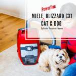 Miele PowerLine Blizzard CX1 Cat & Dog Cylinder Vacuum Cleaner – My Very First Impression