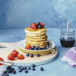 Blender Oatmeal Pancakes & Review of Simplimisso Chef