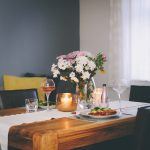Celebrating Valentine's Day at Home with Wayfair & Hello Fresh