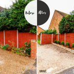 Front Garden Makeover with Fantastic Services