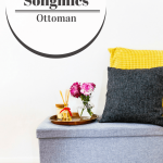 Win Songmics Ottoman Storage worth 29.99£