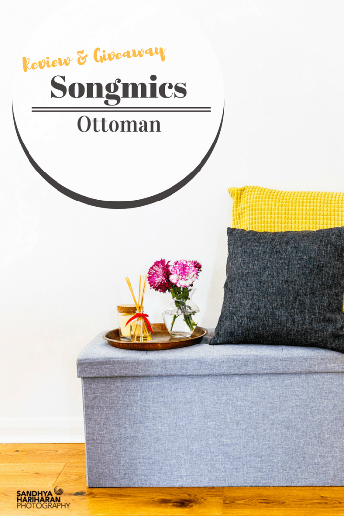 Songmics Ottoman Storage