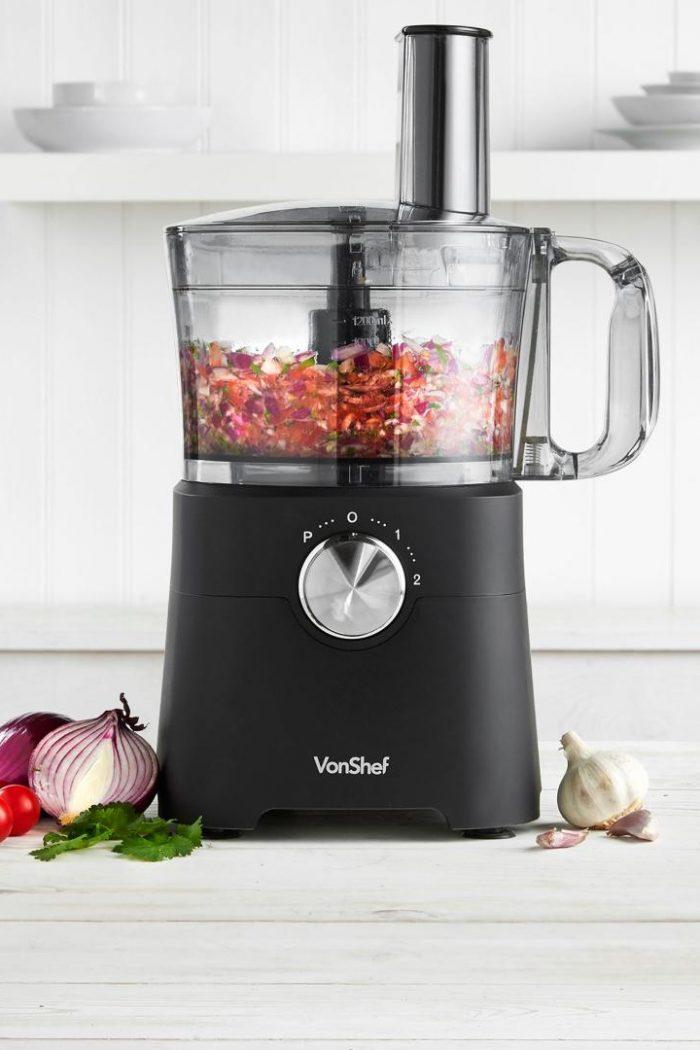 Win a 750W VonShef Food Processor 49.99£