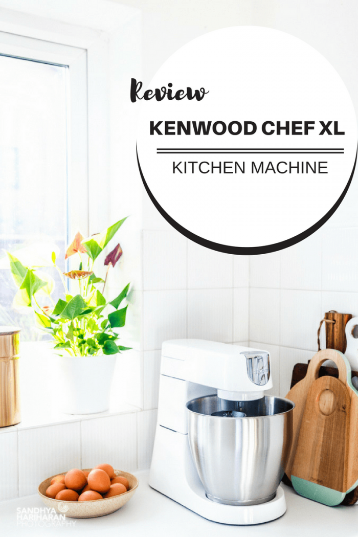 Kenwood Chef XL Kitchen Machine