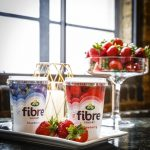 Celebrating the launch of Arla's Fibre Yogurt