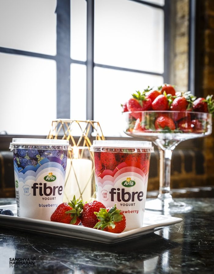 Arla Fibre Yogurt