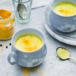How to make Golden Turmeric Milk?