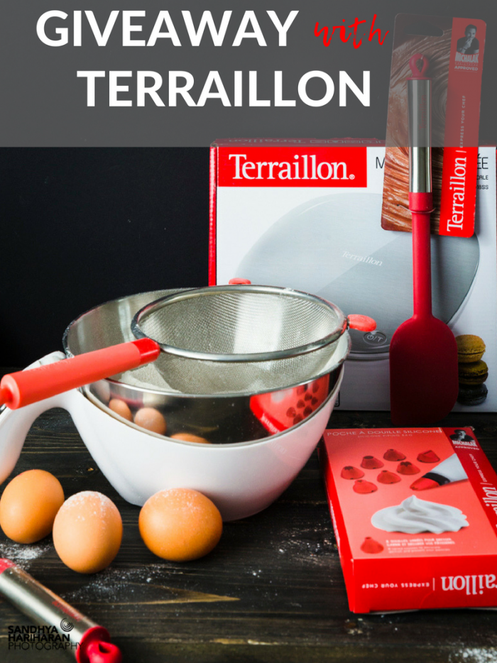 Kitchen Goodies Giveaway with Terraillon