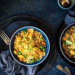 Honey Soy Fried Rice