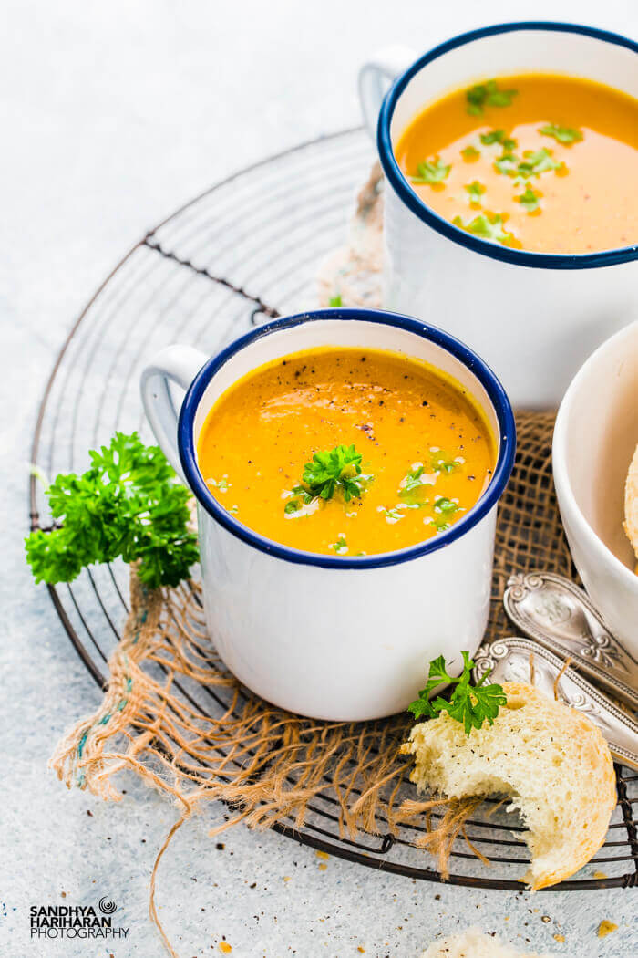 Instant Pot Pumpkin Soup