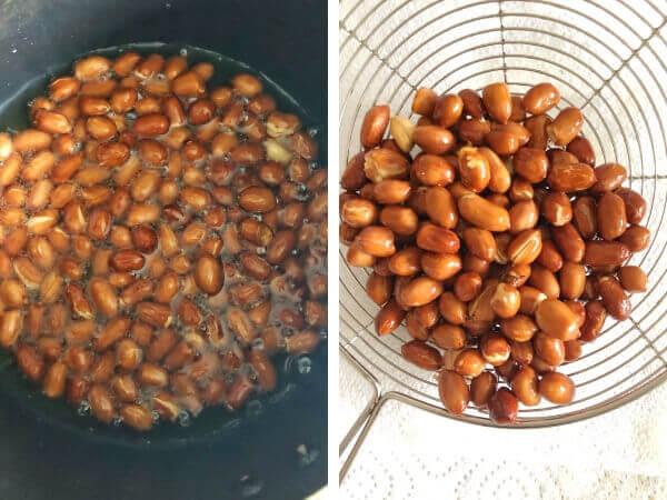 Cornflakes Mixture Step by Step method