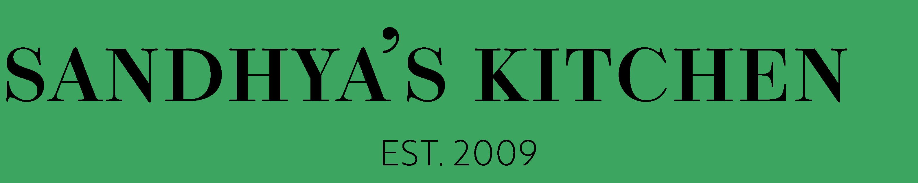 Sandhya's Kitchen logo